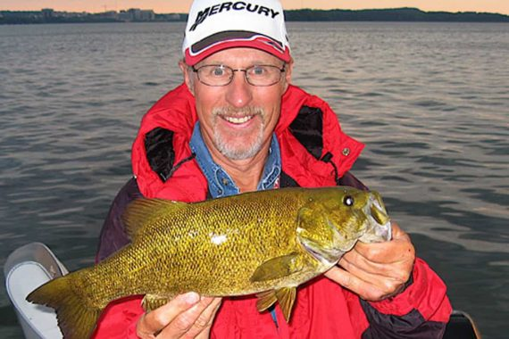 Great Fishing on the Lower Wisconsin River