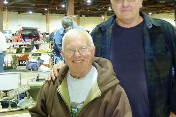 Great Gear finds new Homes at Quad City Swap Meet