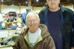 Al Haas and Mark Parr on In-Fisherman Club at 18th annual Swap Meet.