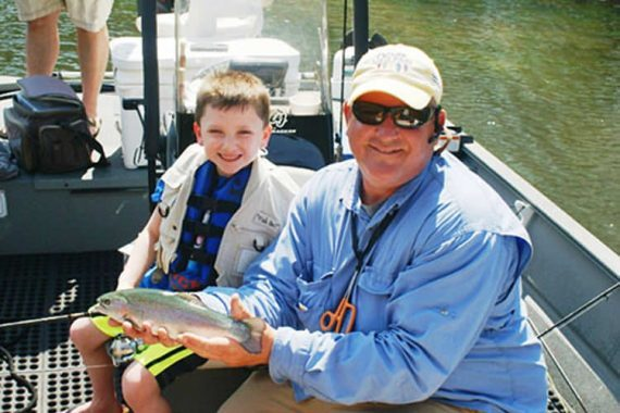 Helping Kids Discover the Magic and Joy of Fishing