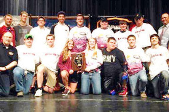 Hinsdale South and Moline High Schools Win Awards 'Plano/Frabill Illinois High Schools Fish Here' Teams of the Year