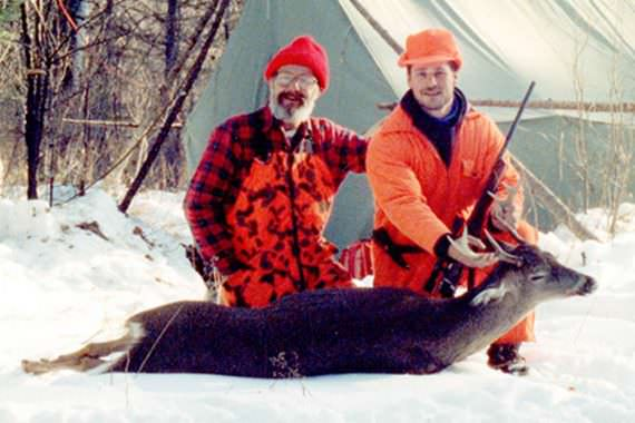 in his own words… Dr. Ken Nordberg: Teeth, Tracks and Tines