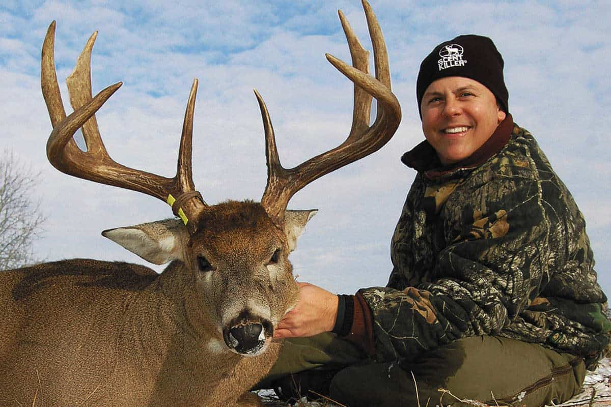 2e4ece3e5cc Barometric Pressure and Whitetail Movement - MidWest Outdoors