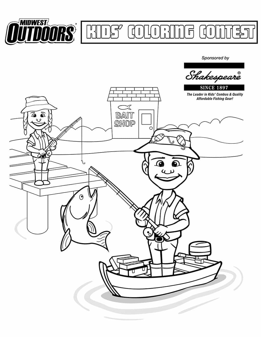 Coloring Contest 2016