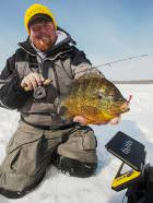 Pull the trigger on this brand of bluegill, and out come the smiles!