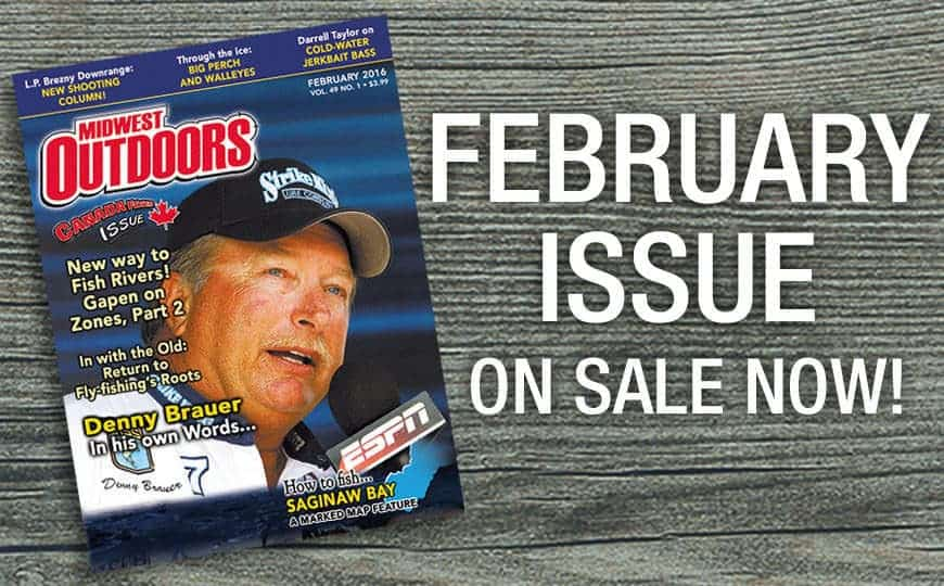 February issue on sale now