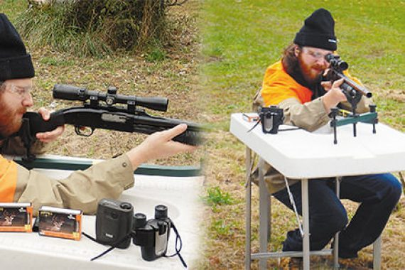 Deer Prep: Proper Practice brings Deadly Slug-gun Accuracy