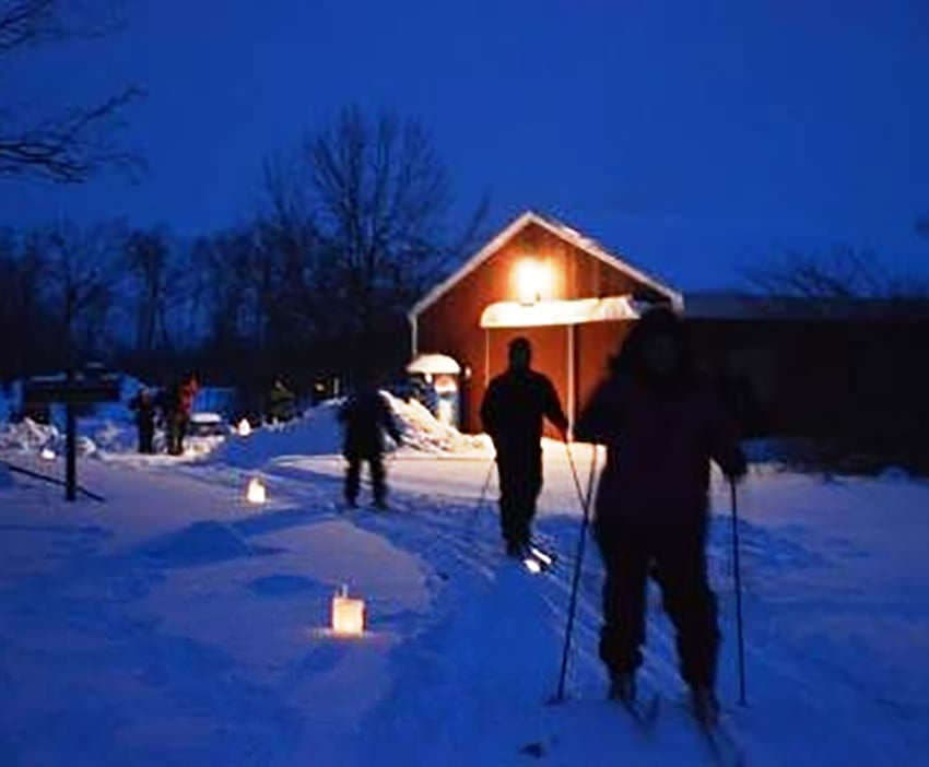 Get out and play in Michigan state parks this winter