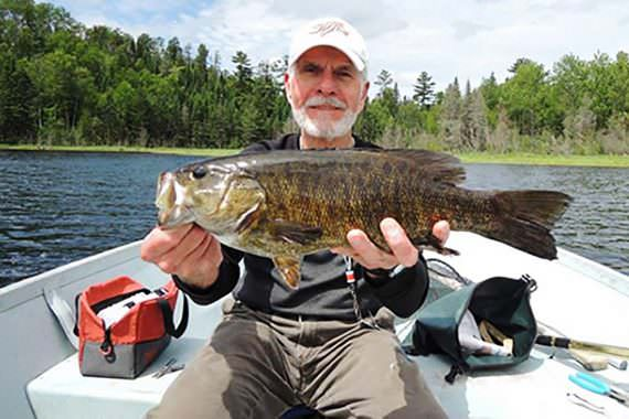 Mining Smallmouth Gold on Chequamegon Bay