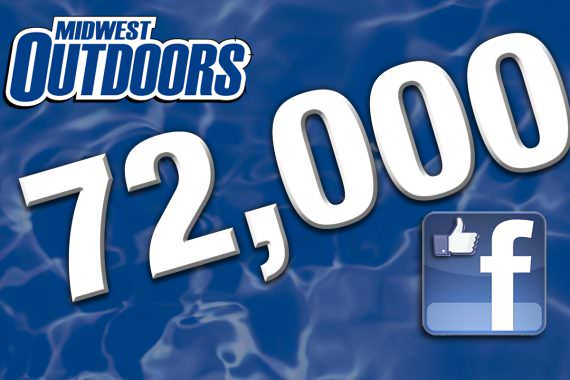 Thanks for helping us reach 72,000 likes