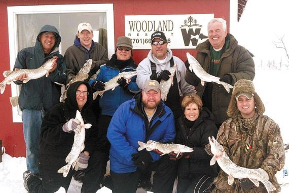 Devils Lake: Walleyes, Pike and Perch at Historic Highs