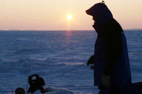 The 'Fresh' Water Fishing Advantage