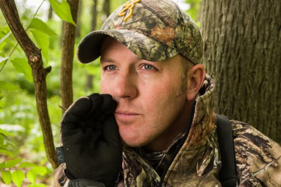 Hunting Turkeys in Undesirable Weather