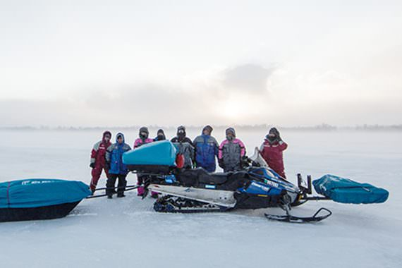Women Ice Angler Project: Making an Impact, and Memories
