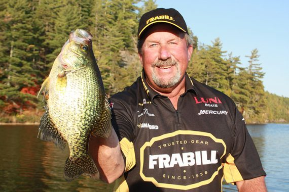 Mining the Special Gold of Monster Fall Crappies