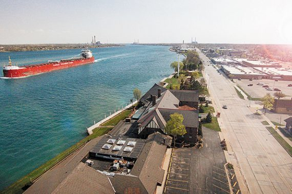 Bustle and Flow of St. Clair Carries Year-round Charm