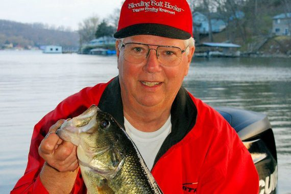 Coldwater Bassin' with a Jerkbait: How it Came About