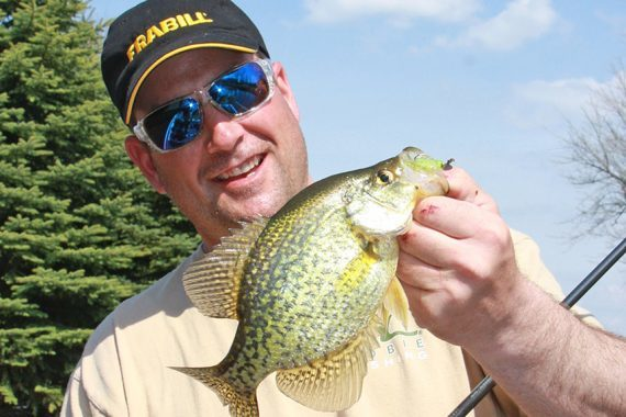 Pre-spawn Crappie Techniques to Improve Catch