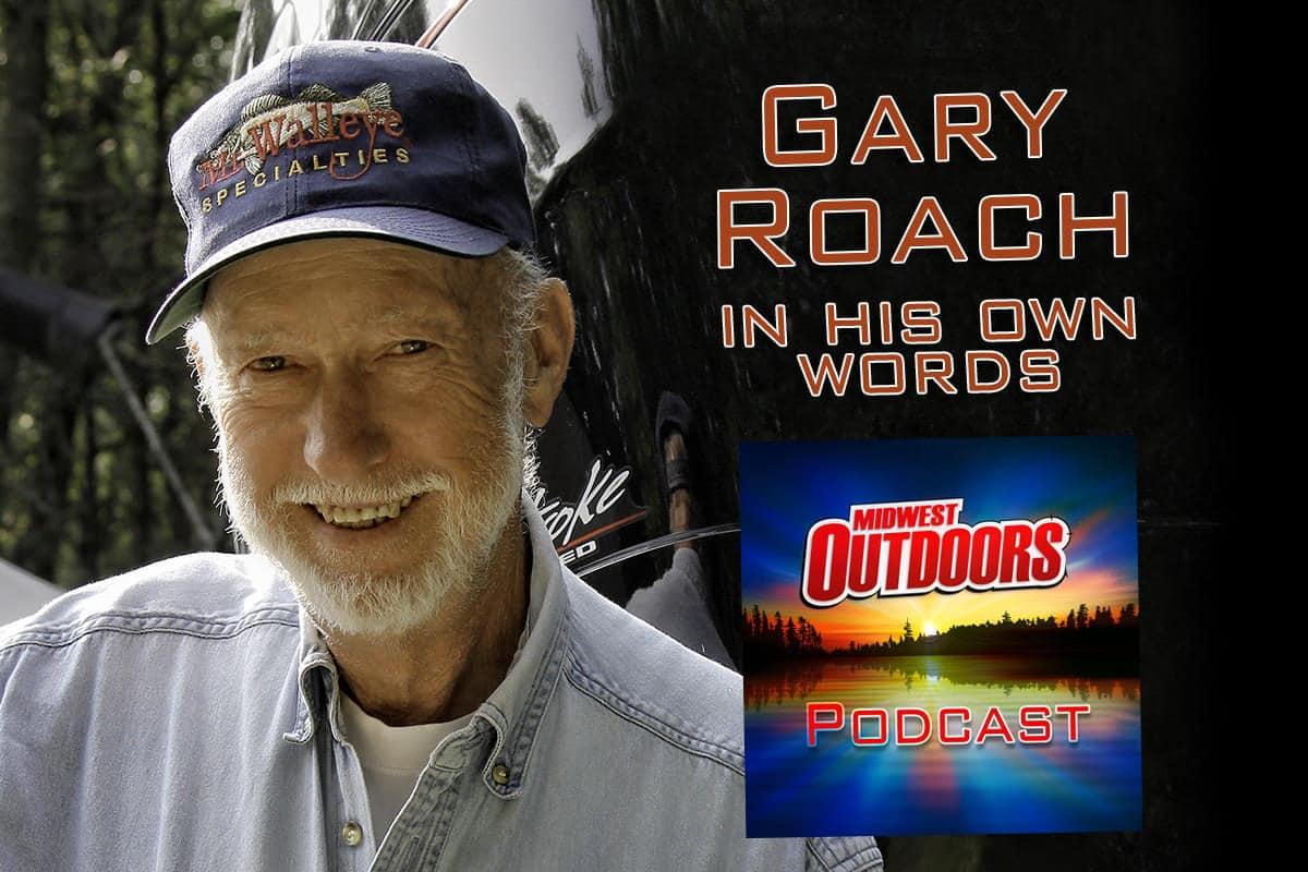 Meet Mr. Walleye, Gary Roach