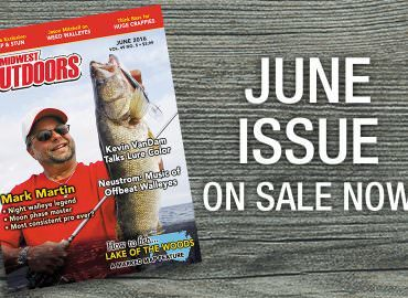 June issue on sale now