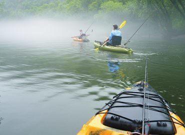 Kayak Fishing Options