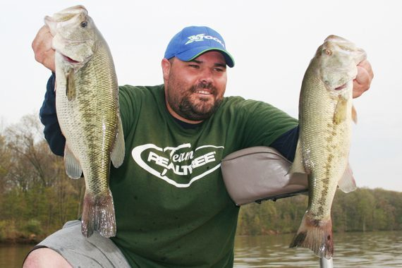 Dirty Water Bassin': Going for Big Bass When Visibility is Poor