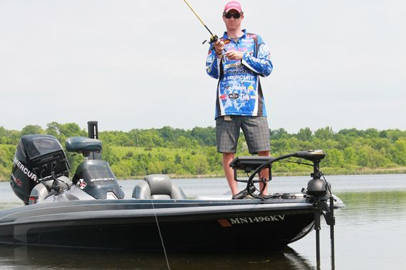 Stay on the Move to Chase Down Springtime Bass
