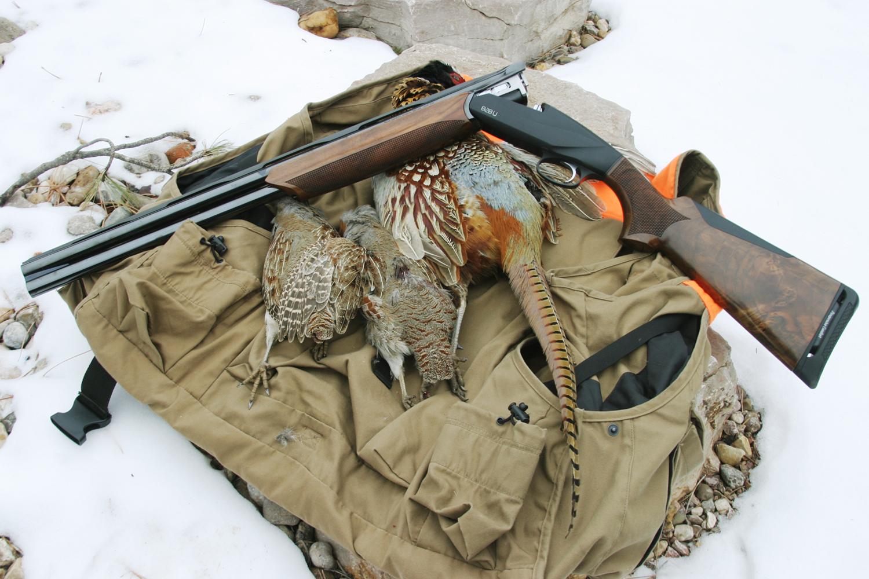 Field-testing a New O/U Shotgun Design - MidWest Outdoors
