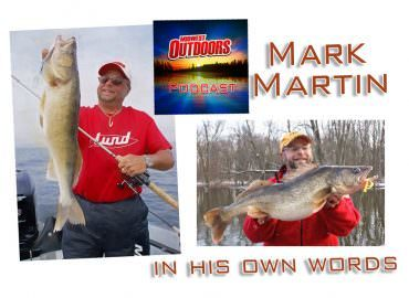 Night Walleye Master: Mark Martin In his own Words