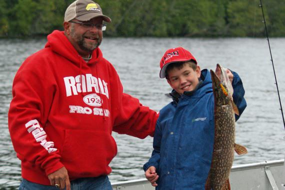 Track Down Your Biggest Pike Ever This Summer