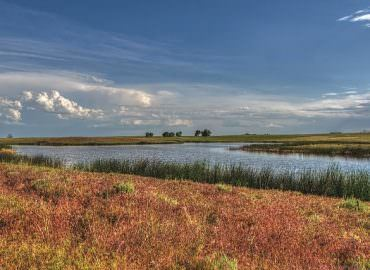 AUCTION: Colorado Premier Goose & Duck Hunting Preserve w/ Lodge