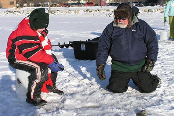 The Best Waters for Winter Bluegills in Southern Wisconsin