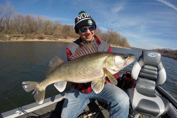 Solving the Early-season Walleye Puzzle on Leech Lake