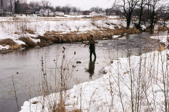 Fine Days on Ohio's Winter Trout Waters