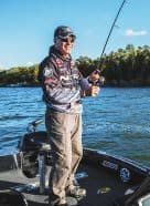 On any given day, casting cranks will work better than jigs. It is mind-blowing to see how aggressively the fish will hit the bait.