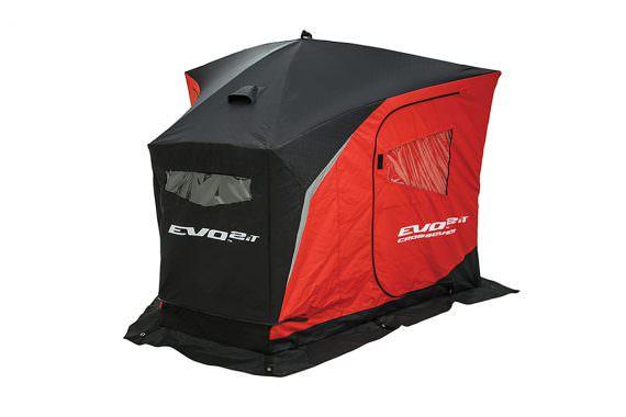 Eskimo EVO Crossover Shelters