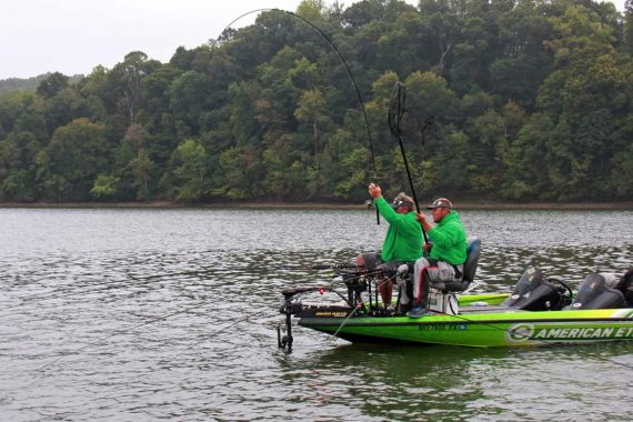 Go 'On Point' for Crappies in October