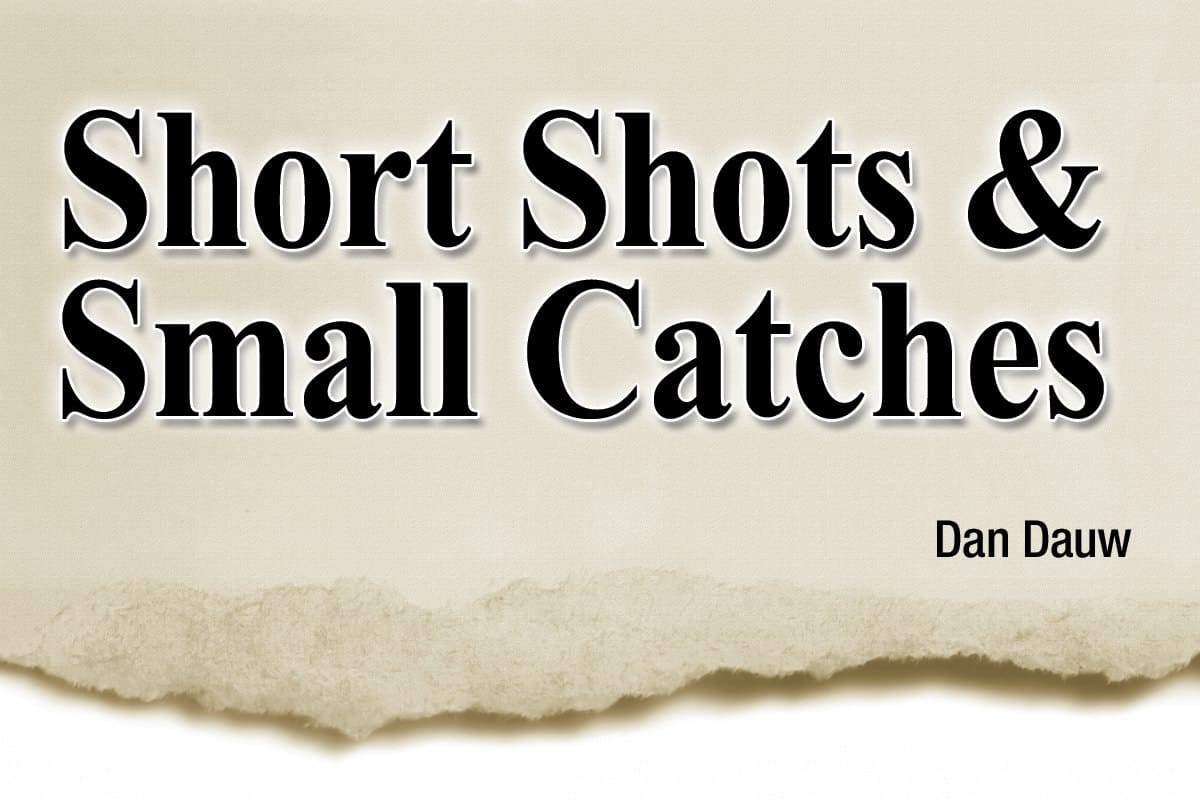 Short Shots & Small Catches