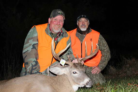 Pressure's On: How Hunting Affects Buck Movement