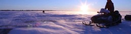 midwinter ice fishing articles