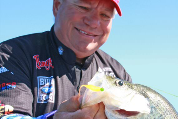 Ten Tips for Tackling Crappies in Fall and Winter