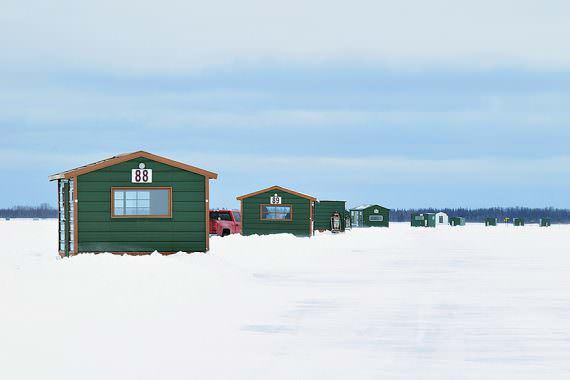 Options for Ice Fishing Adventures at Lake of the Woods