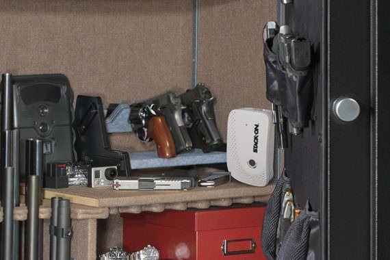 Plenty of Options for Safe Gun Storage