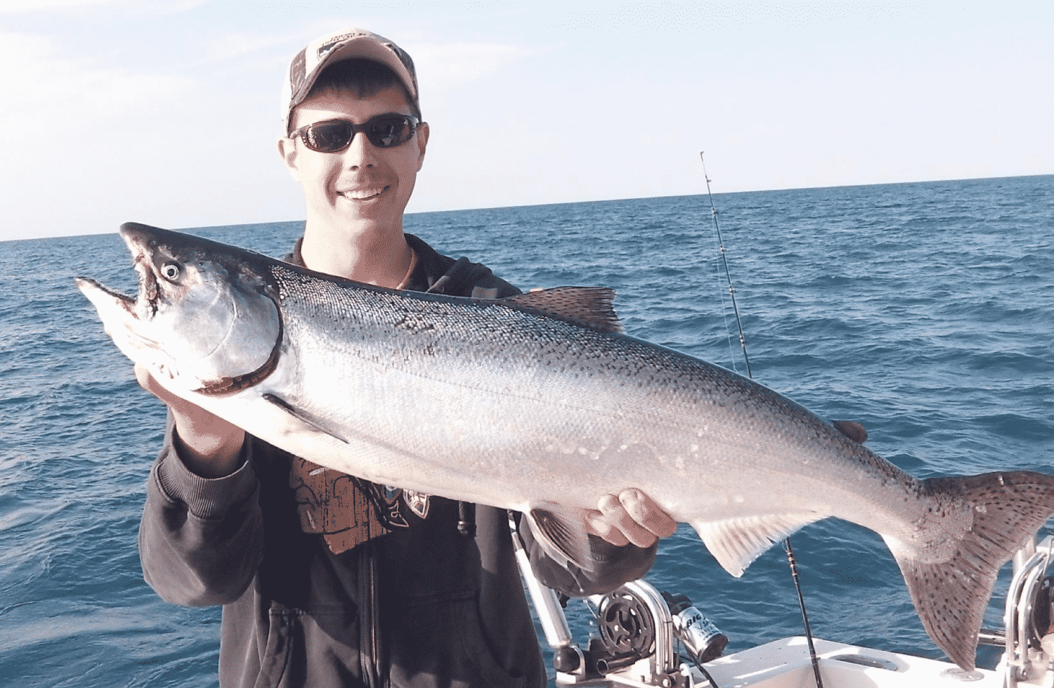 Fall King Salmon | The Return of the King Salmon on the