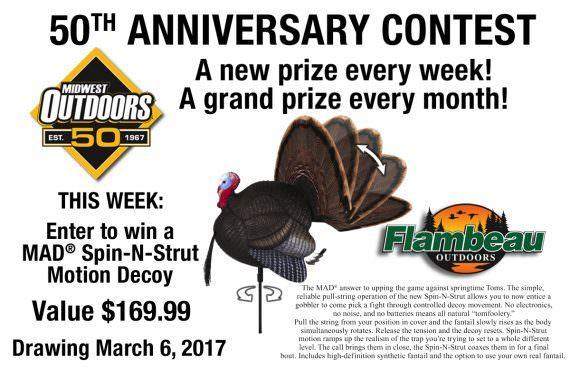 New MWO 50th Anniversary Contest
