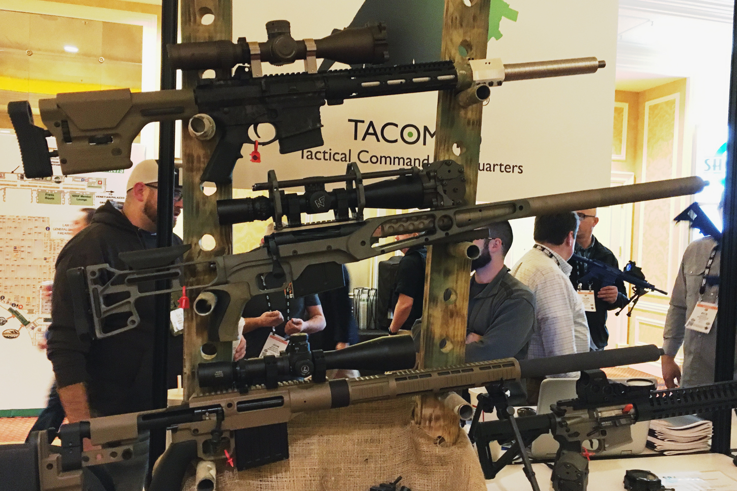 Shot Show 2017: The Whole Nine Yards part one - MidWest Outdoors