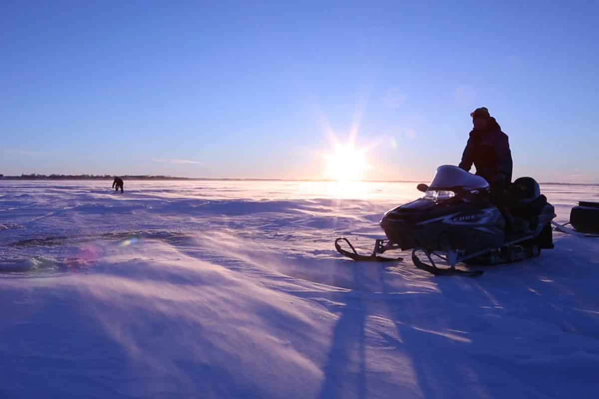 Ice fishing different things to different people for Ice fishing 2017