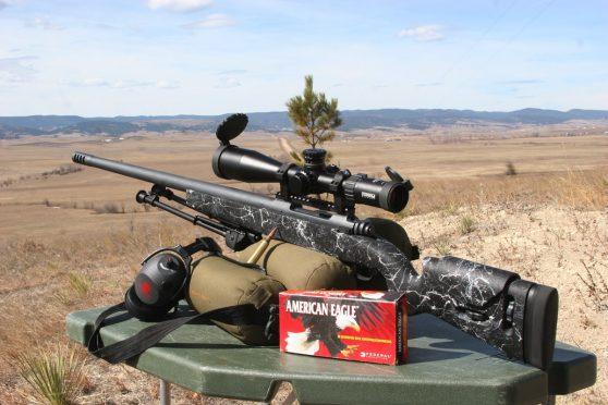 Montana Rifles: Model 1999 Professional Hunter part two