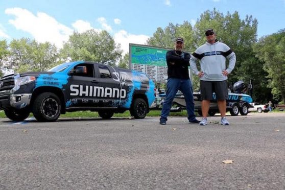Shimano Curado K Bass Slam Challenge