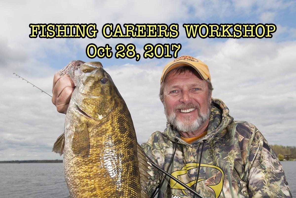 Wanna Job in the Fishing Biz? Listen to Al Lindner